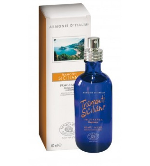 Armonie d'Italia – Tramonti Siciliani – Fragrance  Container: 100 ml Bottle