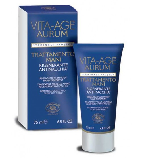 VITA-AGE AURUM Hand Treatment - Container 75 ml tube