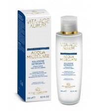 VITA-AGE AURUM Cleansing Solution - Container 250 ml bottle