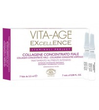 VITA-AGE EXCELLENCE Collagen Concentrate Vials - Container 7 vials 2,5 ml