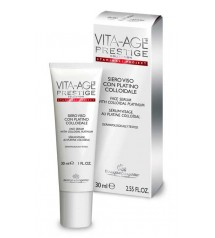 VITA-AGE PRESTIGE Face Serum With Colloidal Platinum - Container 30 ml tube