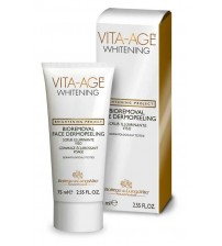 VITA-AGE WHITENING Bioremoval Face Dermopeeling - Container 75 ml tube