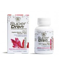 SUPERDREN SGONFIA - Container 60 capsules bottle