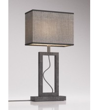 Contemporary Collection - Small size table lamp