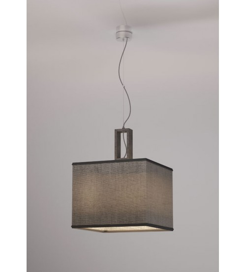 Contemporary Collection - Single suspension lamp