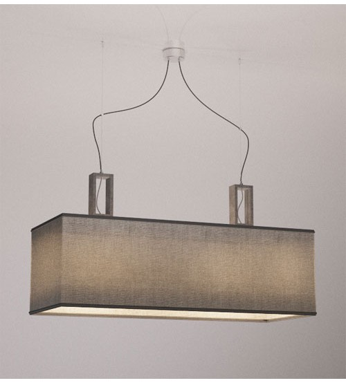 Contemporary Collection - Double suspension lamp
