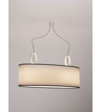 Decò Collection - Double suspension lamp