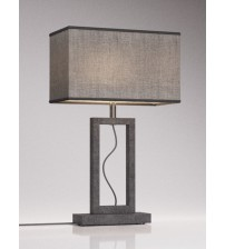 Contemporary Collection - Large size table lamp