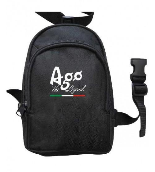 Giacomo Agostini Leg Pouch Bag