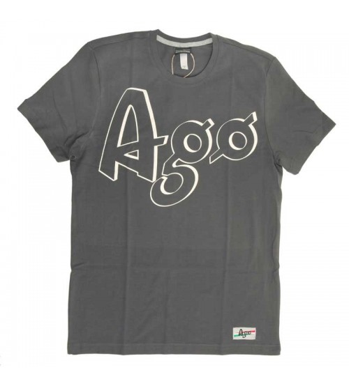 Giacomo Agostini Short-Sleeve T-shirt Mention