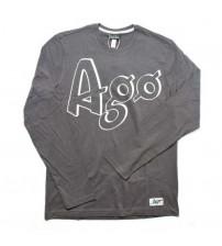 Giacomo Agostini Long-Sleeve T-shirt Mention