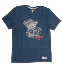 Giacomo Agostini Short-Sleeve T-shirt Vintage