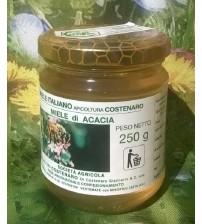 意大利天然槐花蜂蜜  250g.