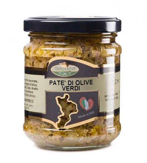 意大利绿橄榄混合初榨橄榄油    190g