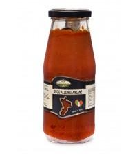 意大利卡拉布里亚大区茄子酱   420g