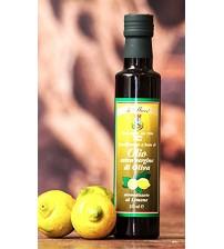意大利普利亚大区柠檬味特级初榨橄榄油  250ml
