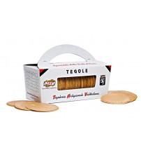 意大利纯手工制作 Tegole 榛子饼干   200g