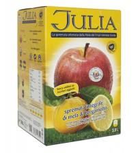 意大利Julia鲜榨苹果和佛手柑汁  3L
