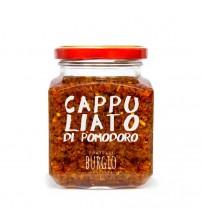 西西里岛红辣椒、干番茄意大利面酱  212g