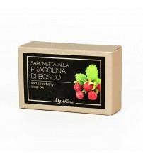 纯天然野生草莓香皂     100g