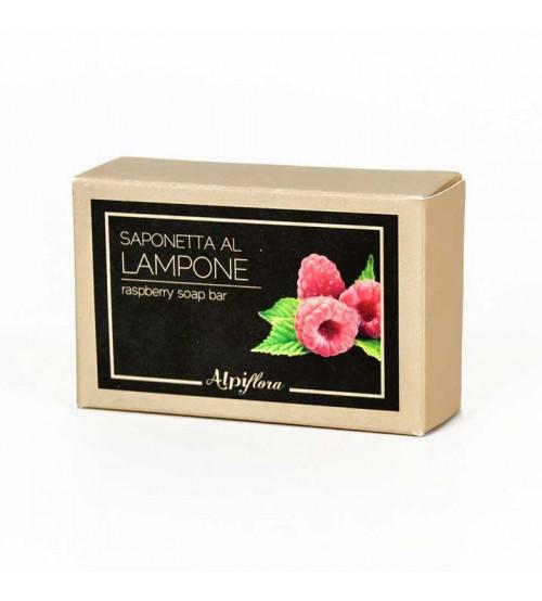纯天然树莓香皂   100g