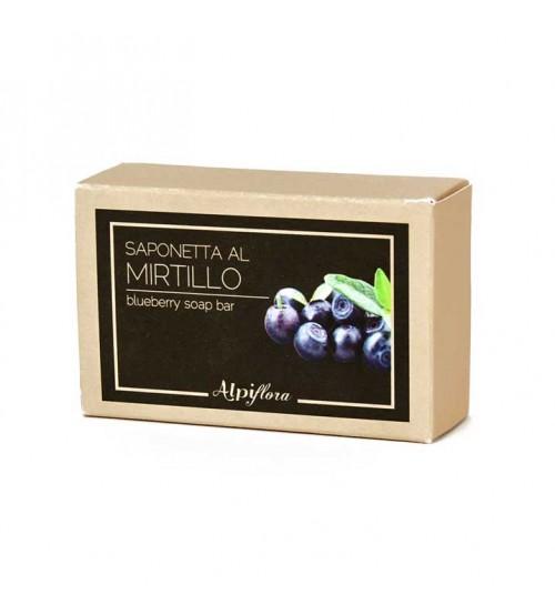 纯天然蓝莓香皂    100g