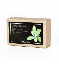 纯天然鼠尾草香皂    100g