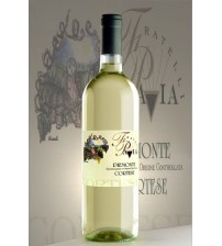 Cortese 2014 Piemonte-D.O.C Still White Wine - 750 ml. (11,5% vol.)