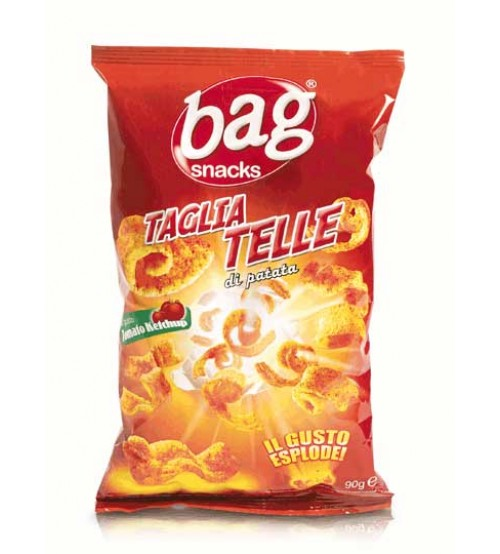 Tagliatelle意大利干面条番茄酱口味90克