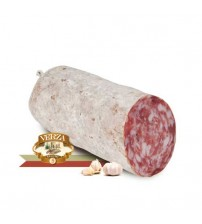Salame Valligiano with Garlic - 10 pieces x Kg. 0,75