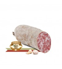 Salame Valligiano Family with Garlic - 2 pieces x Kg. 0,60