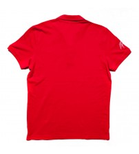 Giacomo Agostini Short-Sleeve Polo Classic Red