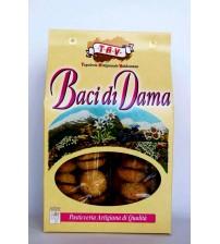 意大利 Baci di Dama 榛子和杏仁味饼干   200g