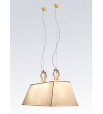 Classic Collection - Double suspension lamp