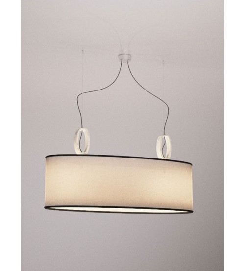 Decò Collection - Double suspension lamp