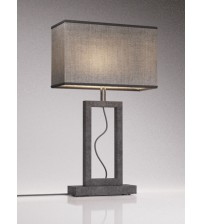 Contemporary Collection - Medium size table lamp