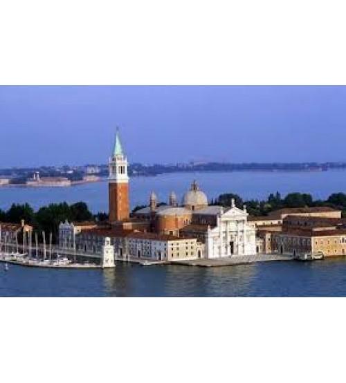 在威尼托 (VENETO) 和意大利东北方的深处