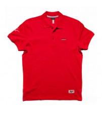 Giacomo Agostini Short-Sleeve Polo Classic Red