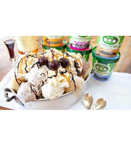 Absurdity Sundae Ice Cream
