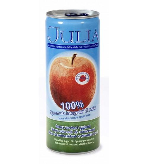 意大利鲜榨纯苹果汁,不含气泡,不加糖,250ml