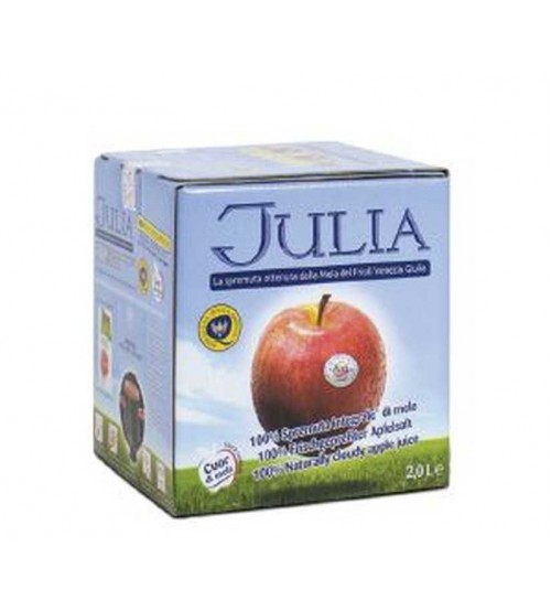 意大利纯天然不加糖苹果汁  2L
