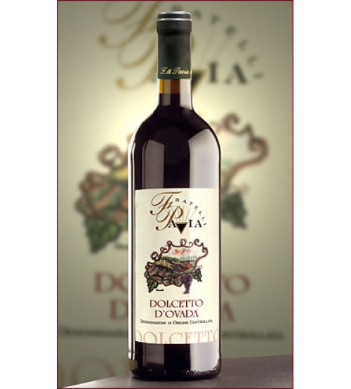 Dolcetto d'Ovada 2014-D.O.C  - 750 ml (12,5% vol.)
