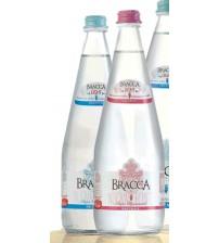 Bracca Nuova Fonte 玻璃瓶 天然矿泉水 750ML