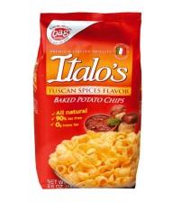 Italo's 托斯卡纳风味薯片75克