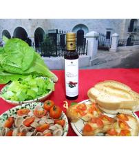 阿普利亚大区的辣椒风味特级初榨橄榄油  250ml瓶装