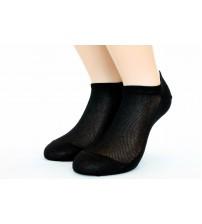意大利莱尔棉缤纷色彩情侣同款袜子   (12双)